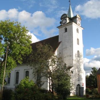 SV.Trīsvienības katoļu baznīca Kuldīgā