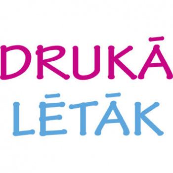 DRUKA LĒTĀK drukaletak.lv