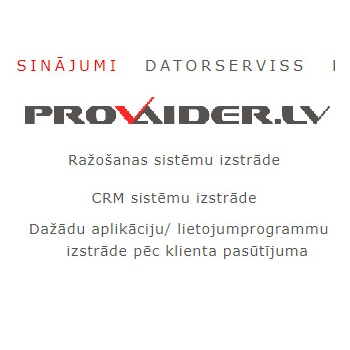 PROVAIDER.LV