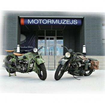 Bauskas Motormuzejs