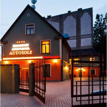Aparthotel Autosole Riga