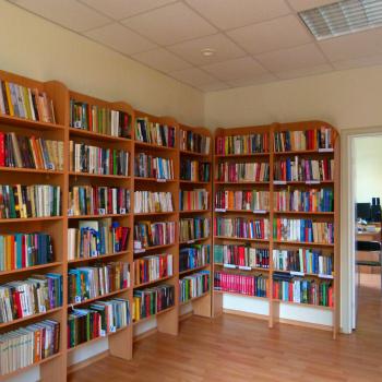 Pelēču pagasta Ārdavas bibliotēka.