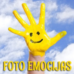 Foto emocijas