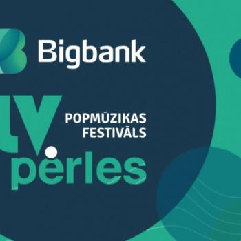 Festivāls BIGBANK LV Pērles