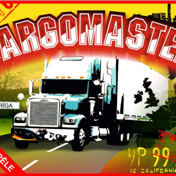 galda spēle Cargomaster