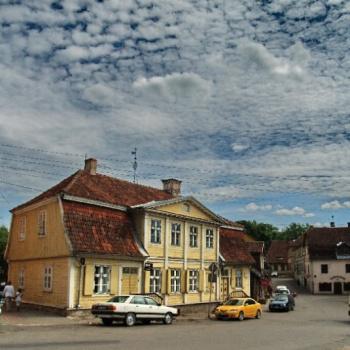 Vecākā koka māja Kurzemē
