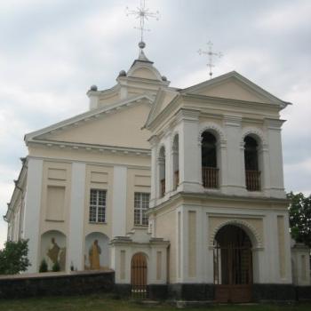 Bebrenes Sv. Jāņa Kristītāja Romas katoļu baznīca
