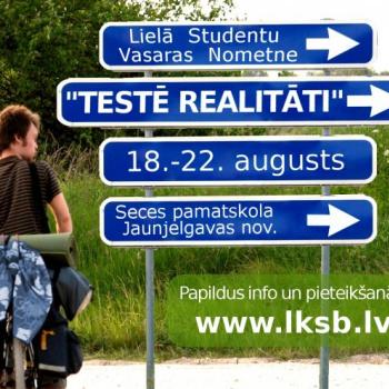 Testē realitāti! www.lksb.lv
