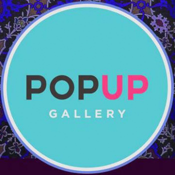 """""""Pop-up mākslas galerija"""" 6.stāvs"""