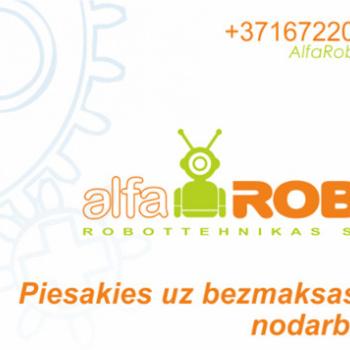 Alfarobot.lv - robottehnikas skola