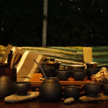 Materia Tējas un Sarunas